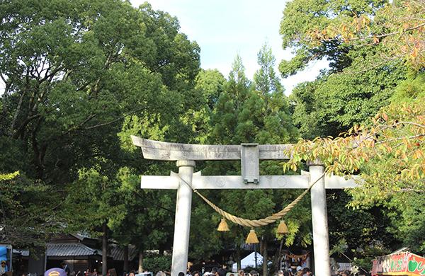 幸田町大草神社
